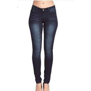 Denim - The Alejandra Skinny Jeans